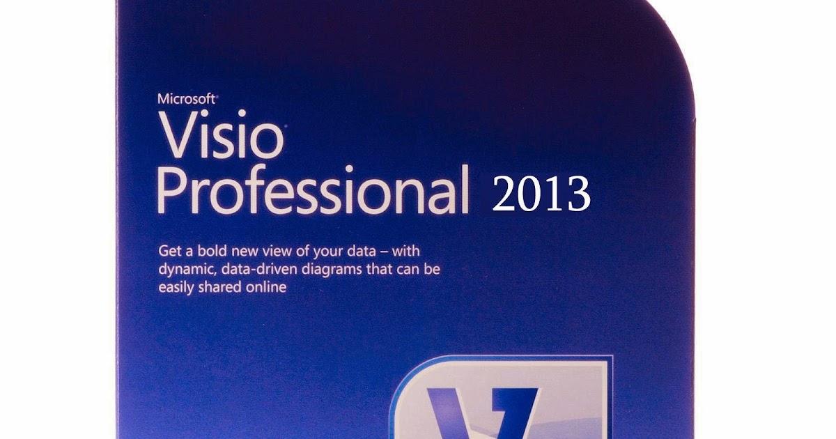Microsoft Office Visio Professional 2013