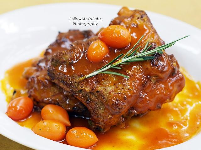 番茄烤肋骨 Grilled Pork Ribs With Herb