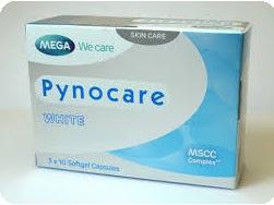 Suplemen Pynocare White | Kulit Putih Bebas Flek Dan Noda