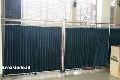 Jasa Hijab Masjid Stainless di seluruh Semarang dan sekitarnya