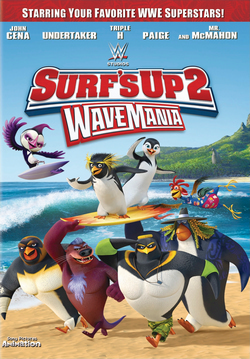 Film Surf's Up 2: WaveMania (2017)