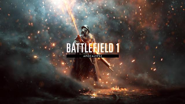 Battlefield 1 Apocalypse llegará en febrero