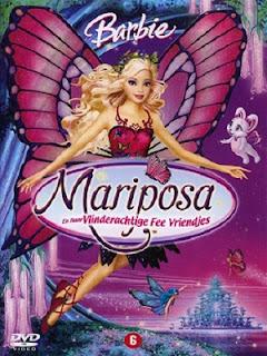 Barbie Mariposa Stream
