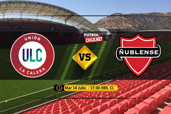 Mira Unión La Calera vs Ñublense en vivo y online por los Octavos de Final Ida de la Copa Chile