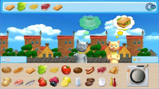 Android Talking Baby Cat Max Pet Games App