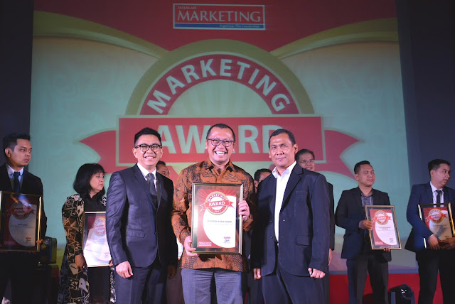 Toyota Marketing Award