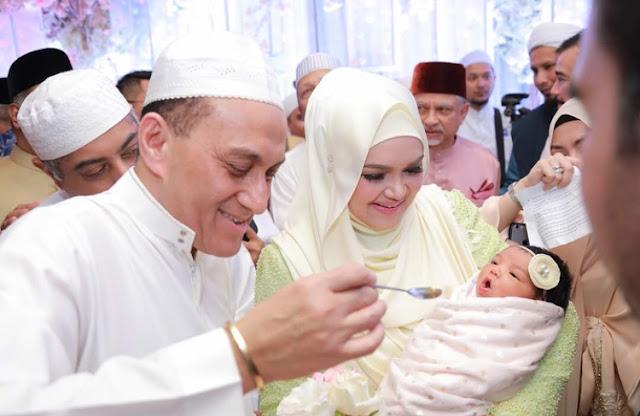 Siti Aafiyah Binti Khalid Nama Penuh Anak Siti Nurhaliza Siti Aafiyah maksud nama siti aafiyah anak siti nurhaliza anak perempuan dato khalid