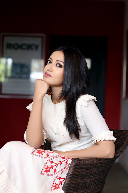 Actress Catherine Tresa Latest Photo Shoot
