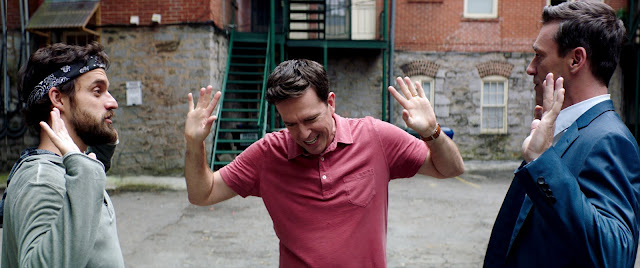 Ed Helms Jon Hamm Jake Johnson | Tag