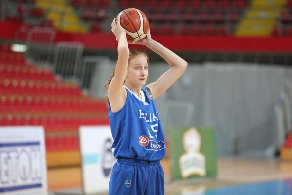 ΕΟΚ | Εθνική Κορασίδων: Ελλάδα-Φινλανδία 54-50  (Φιλικός αγώνας προετοιμασίας)