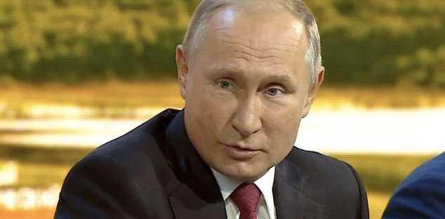 Warga Dunia Lebih Percaya Putin Daripada Trump