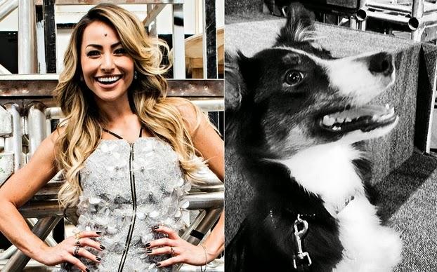 3b4dc4f01031c Record defende que Sabrina Sato processe  Pânico  por causa de cadela Fiel