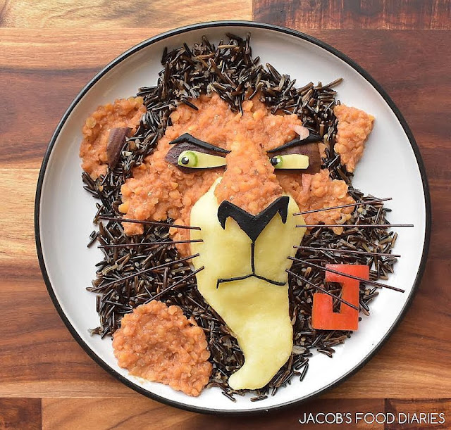 Cicatriz do rei leão