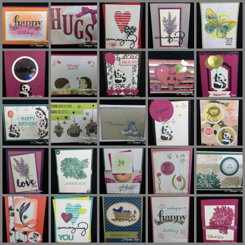 Sale a Bration and Occasion Stampin'Up! 2018, Frenchie stamps in the Spotlight,