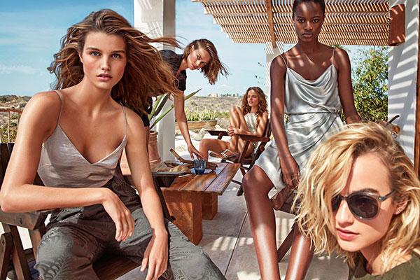 ropa mujer verano H&M