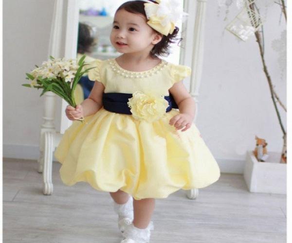 Model Baju Anak Perempuan Terbaru Dress Korea Jepang Bahan