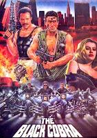 Póster película Black Cobra
