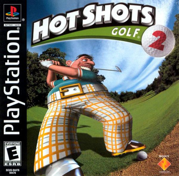 Hot Shots Golf 2 - PS1 - ISOs Download
