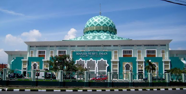 Heboh Video Masjid Agung Nurul Iman di Padang jadi Tempat Baralek Orgen Tunggal, Begini Respon Ketua MUI Sumbar