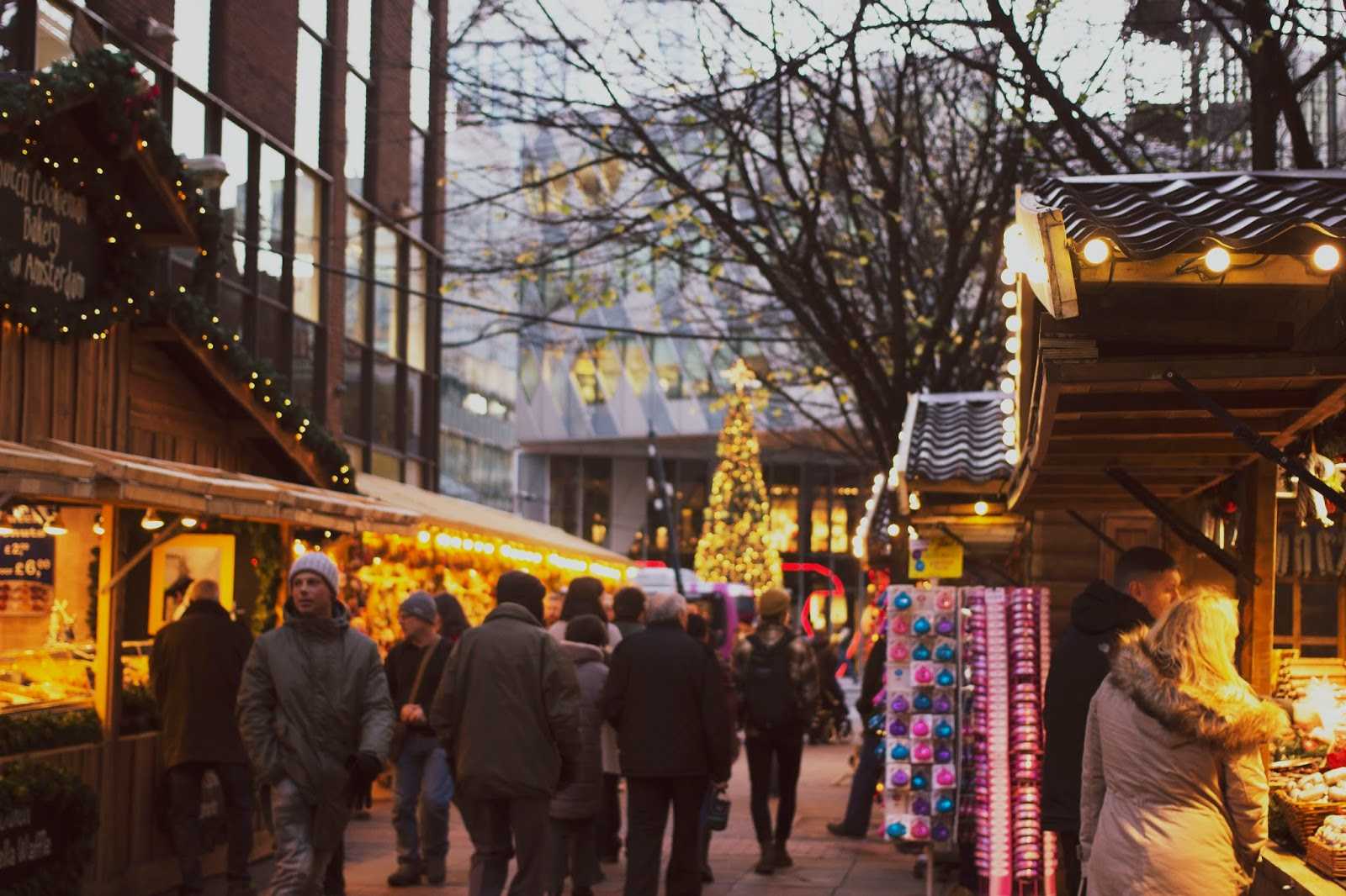 Manchester, Manchester Christmas Markets, Katie Writes, Manchester Bloggers,
