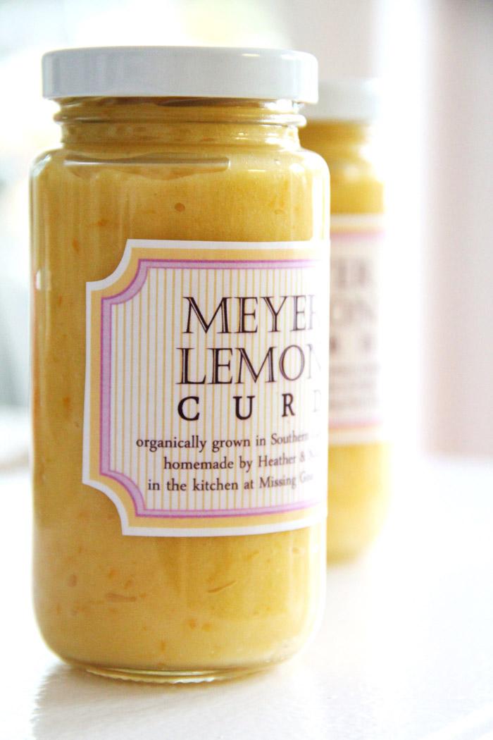 Meyer Lemon Curd + Tart Recipe | Poppytalk