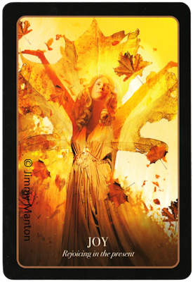 Halloween Oracle Joy