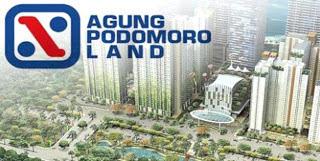 Lowongan Pekerjaan Terbaru Bulan Mei-Juni 2016 PT Agung Podomoro Land,Tbk