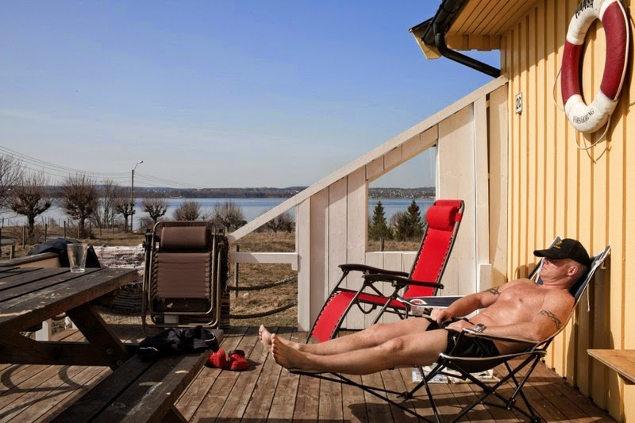 Prisión de Bastøy, la más confortable del mundo.