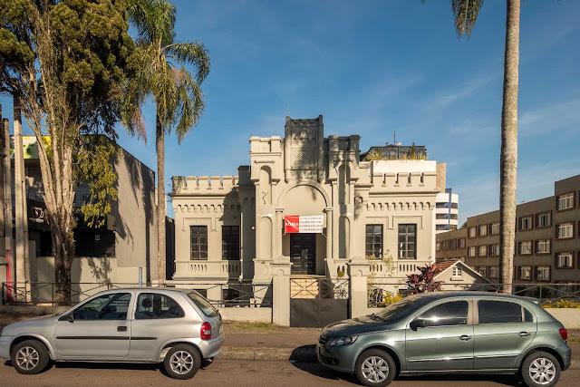 Casa Augusto Rossdeutscher