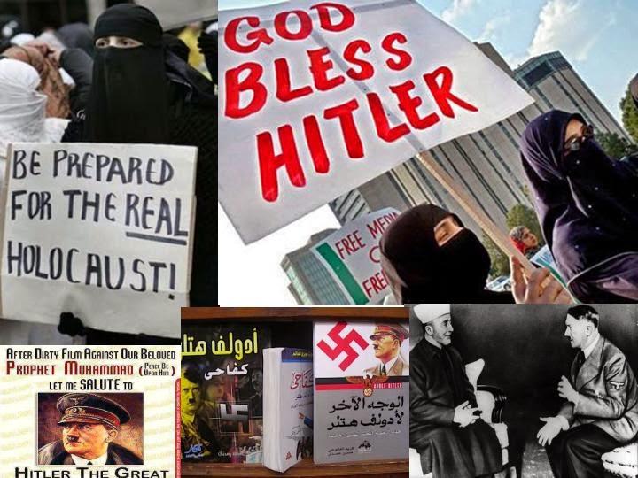 section ss nazi musulman