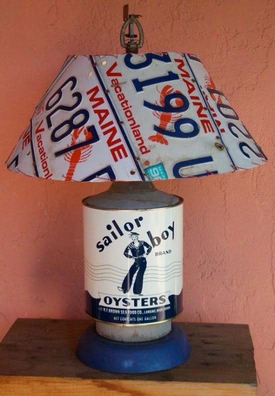 40 objetos hechos de material reciclado 8 ochoa design studio blog - Objetos reciclados para el hogar ...