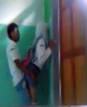 Pelajar SMA ngentot di WC