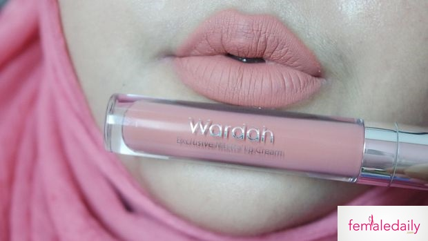 Keuntugan Menggunakan Lipstik Matte