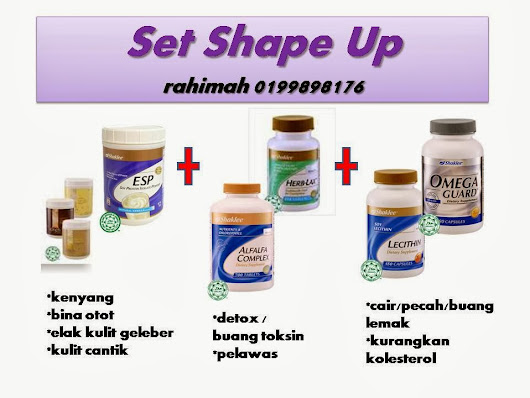 Set Shape Up