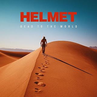 """Το lyric video των Helmet για το τραγούδι """"Bad News"""" από τον δίσκο """"Dead To The World"""""""