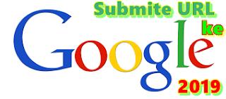 Cara terbaru Submite url ke google