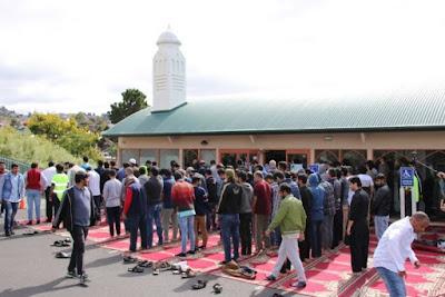 muslim tasmania