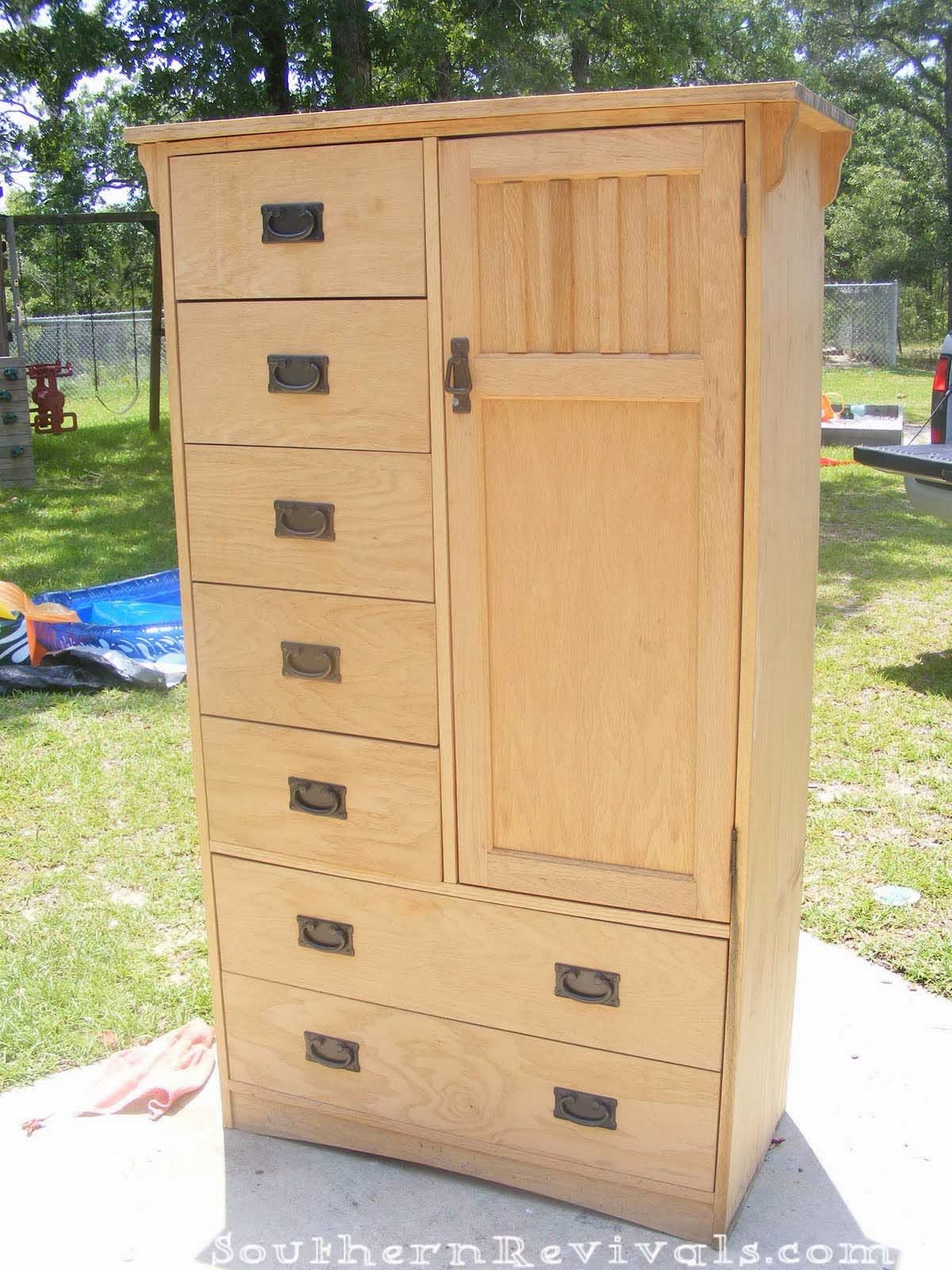From Nursery To Boy Room A Wardrobe Chest Of Drawers Revival