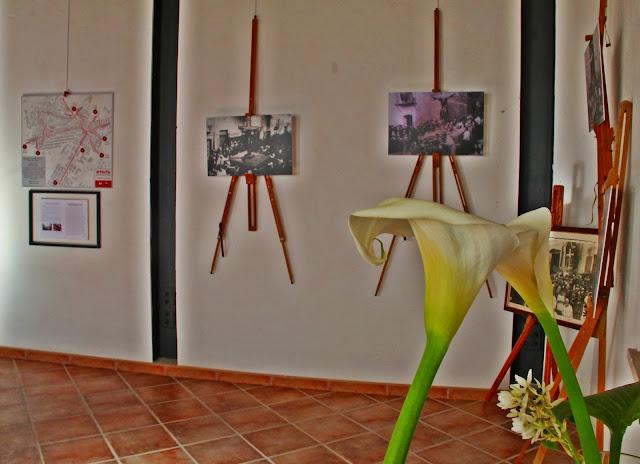 La Festa di lu Tri di Maju ( anno 2017 ): mostra fotografica - iterattiva al Museo #MeTe di Siculiana