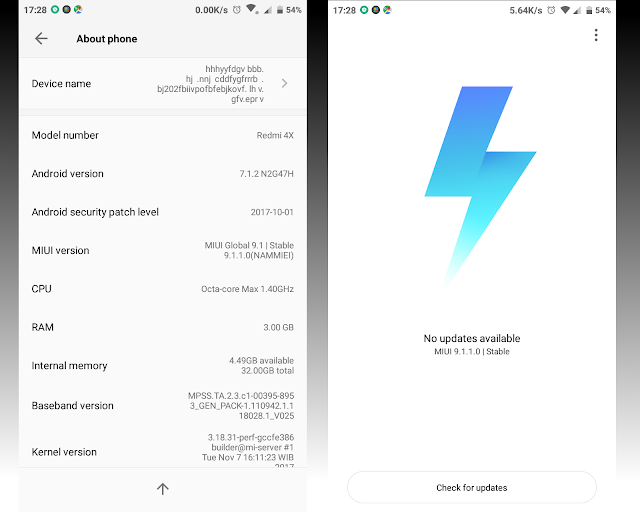 How To Download and Install MIUI 9 on Xiaomi Redmi 4X