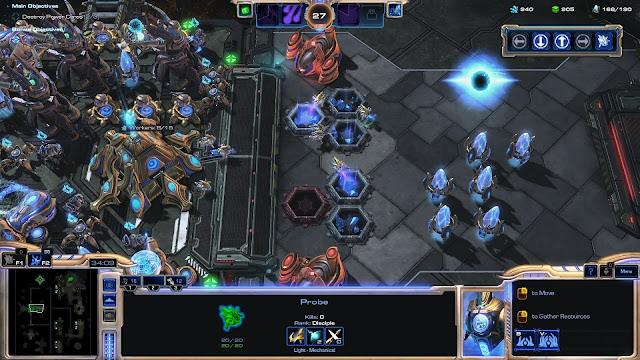 StarCraft 2 | Platforms Mission