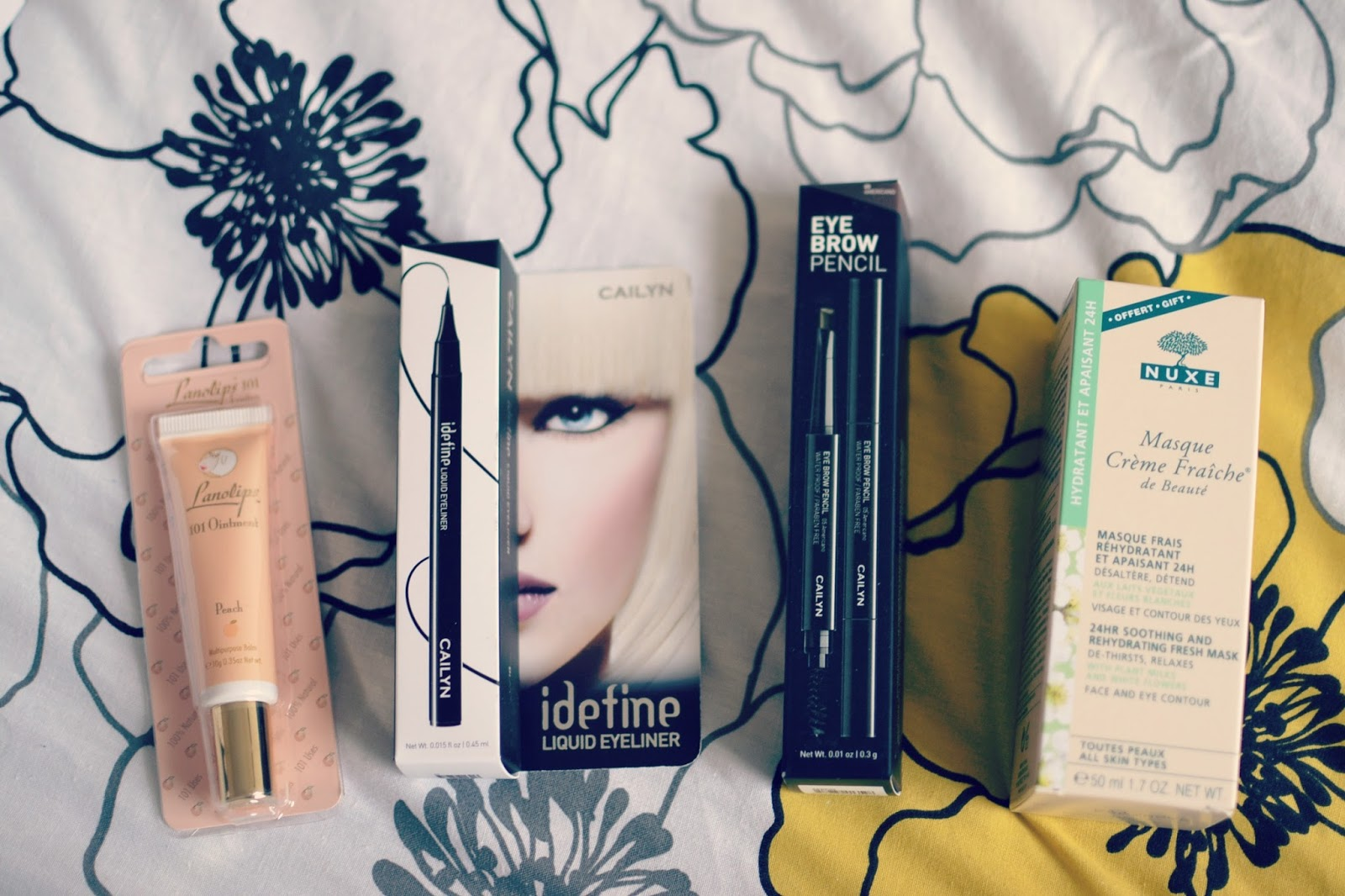 Love Me Beauty subscription box February contents review