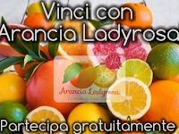 Logo Partecipa gratis e vinci un pacco degustazione Arancia Ladyrosa