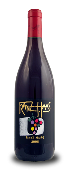 etichette rosso vino colore artista grafica packaging naming labelling mktg