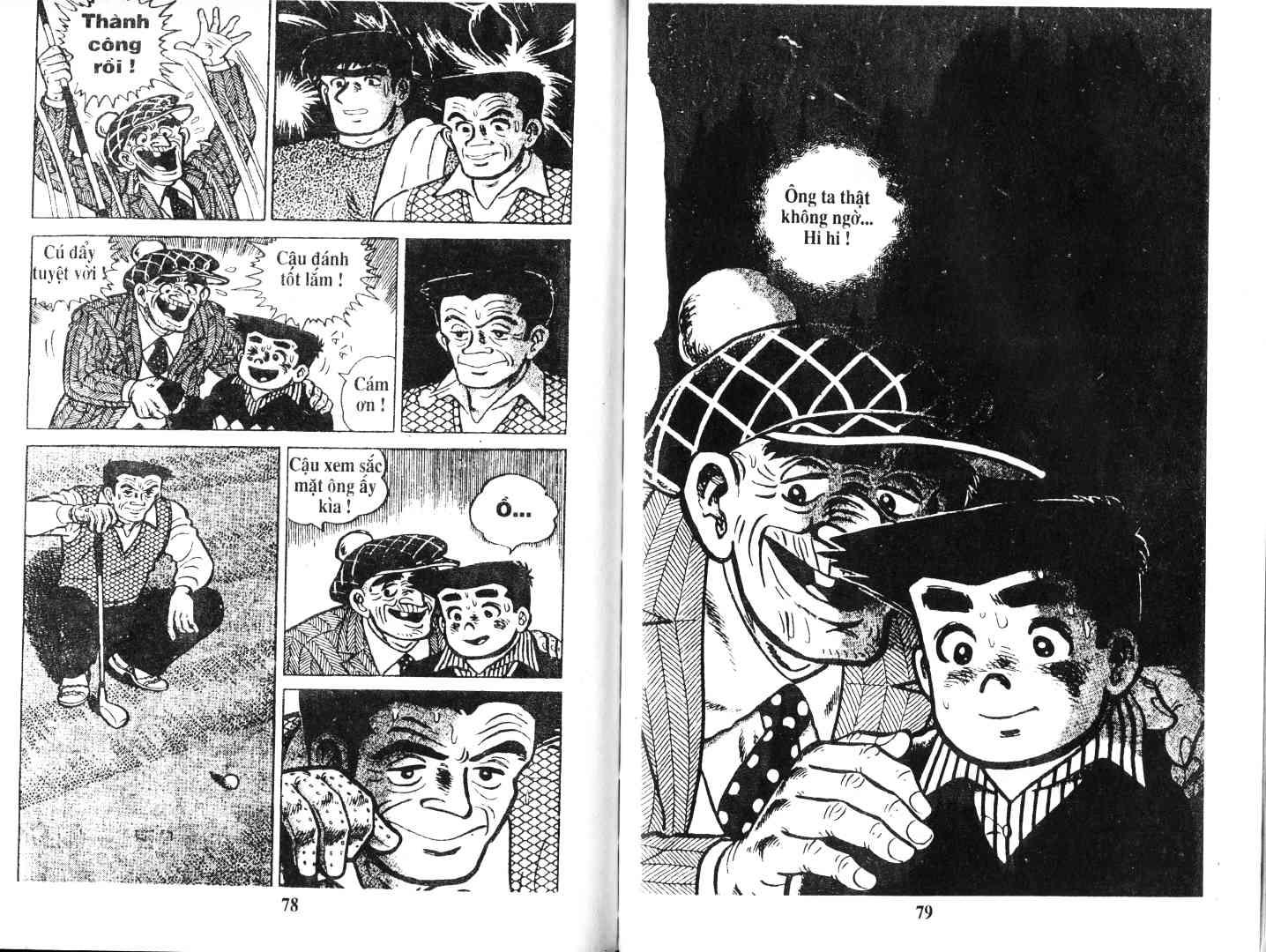 Ashita Tenki ni Naare chapter 51 trang 38