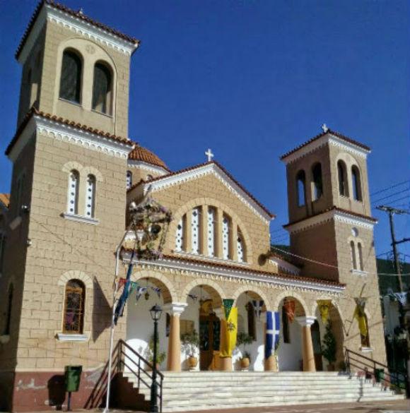 Βατώντας: Συνεχίζονται οι εορταστικές εκδηλώσεις στον Ιερό Ναό του Αγίου Γεωργίου