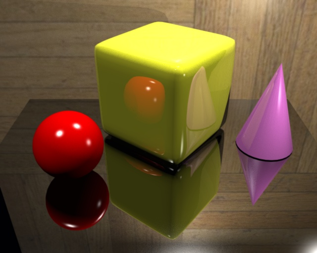 The Tinkers Workshop Blender 3D Creations