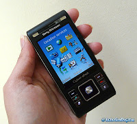 Sony Ericsson C905 Update Flash File