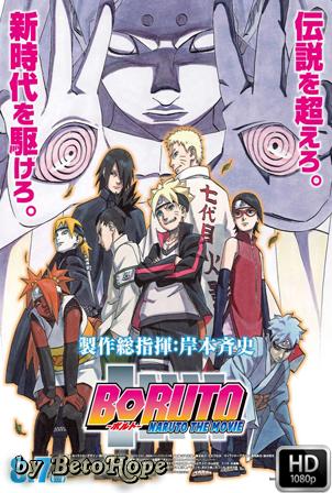 Boruto: Naruto La Pelicula [2015] [Japones Subtitulado HD 1080P  [Google Drive] GloboTV