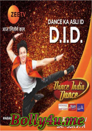 Dance India Dance HDTV 480p 200MB 03 February 2018 Watch Online Free Download bolly4u